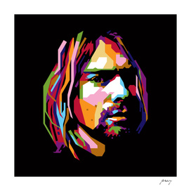 Kurt Cobain in WPAP
