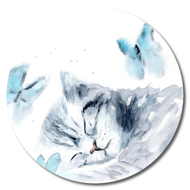 the dream of a kitten