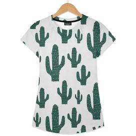 Cactus Pattern