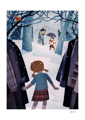 Narnia Classic Scene