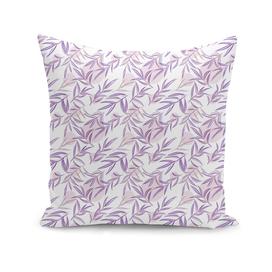 Seamless hand drawn botanical pattern.