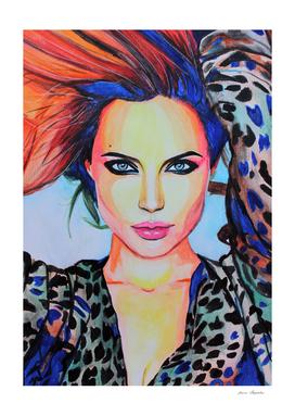 Bright Angelina