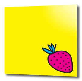 Strawberrious -MagentaYELLOW
