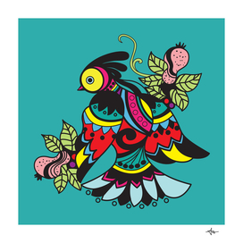 Intricate Birds