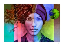 Duality - Rainbow Pastel Version