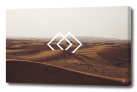 Abstract Shape 05 Desert