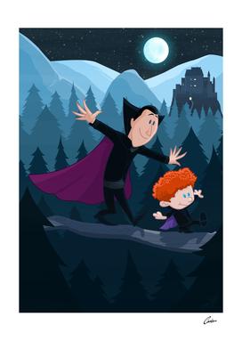 Dennis & Dracula