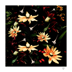 Floral Night II