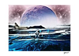 Translucent Planet by GEN Z