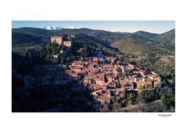 Le village de Castelnou