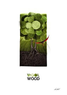 Wool Wood