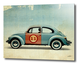 VW Beetle number 11
