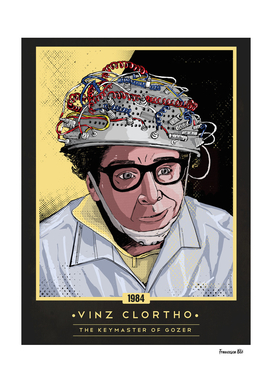 Vinz Clortho The Keymaster of Gozer