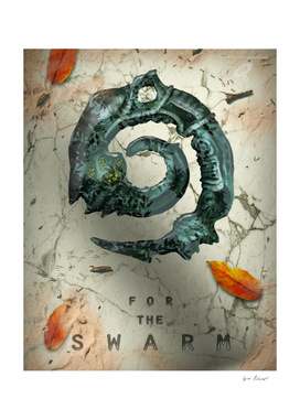 Alien Swarm Poster