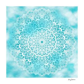 Blue Sky Mandala