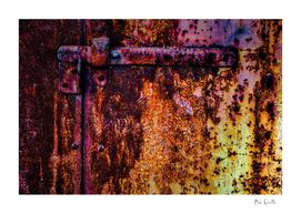 Rust At The Door