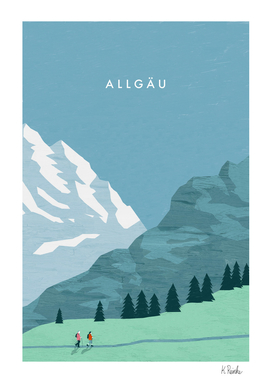 Allgäu Trekking