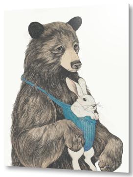 the bear au pair