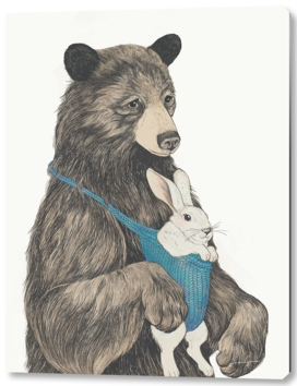 the bear au pair