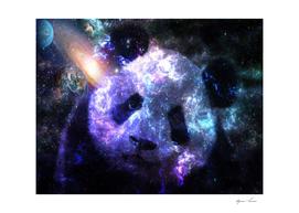 The Planet of Panda Galaxy