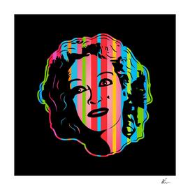 Baby Jane | Dark | Pop Art