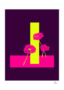 Neon Poppies
