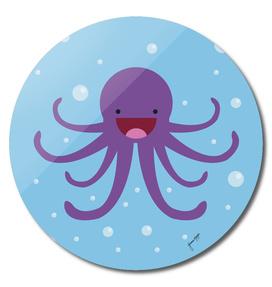 Happy Octopus