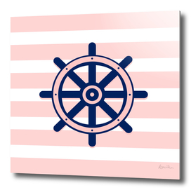 AFE Nautical Ship Wheel