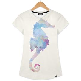 AFE Watercolor Seahorse