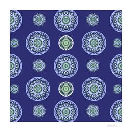 AFE Mandala Pattern