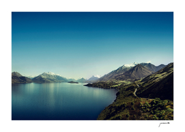 On my way to Glenorchy (Things happened to me)