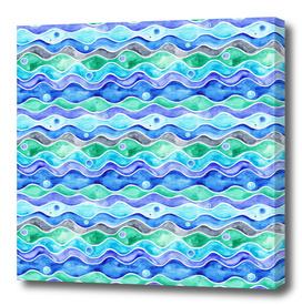 Ocean Pattern