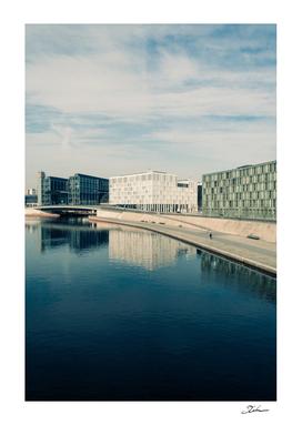 ALONG THE SPREE / Berlin, Germany