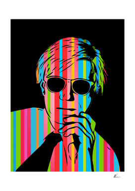 Andy Warhol | Dark | Pop Art