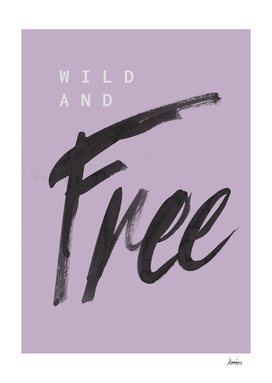 Wild and Free #2
