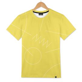 Bikes 06 Downhill Spring detail, yellow, thin CU004