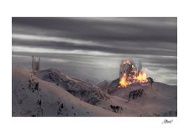 Castle Fire