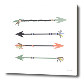 AFE Tribal Arrows