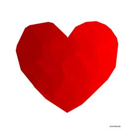 Heart redtriangulation