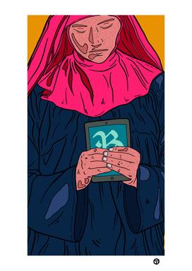 Mobible Nun