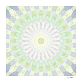 Rhythm of Spring Mandala