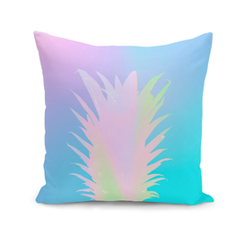 Iridescent pineapple