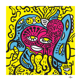 Bob Doodles One