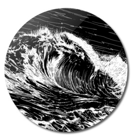 THE WAVE OF BIARRITZ