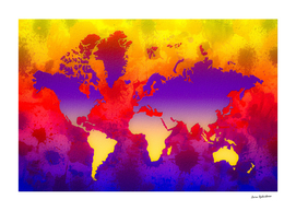 Dream World Map