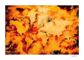 Lava World Map