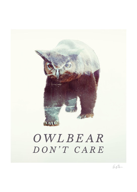 Owlbear Don't Care