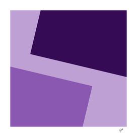 Two ways (purple series)