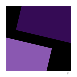 Two ways - black (Purple series)