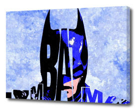 I'm Batman Typography